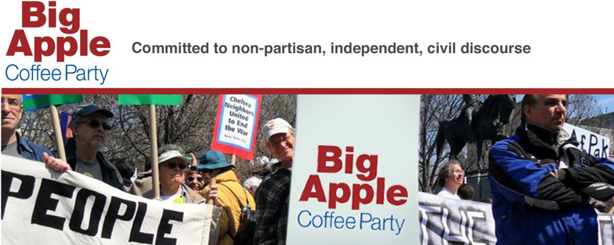 Big Apple Coffee Party
